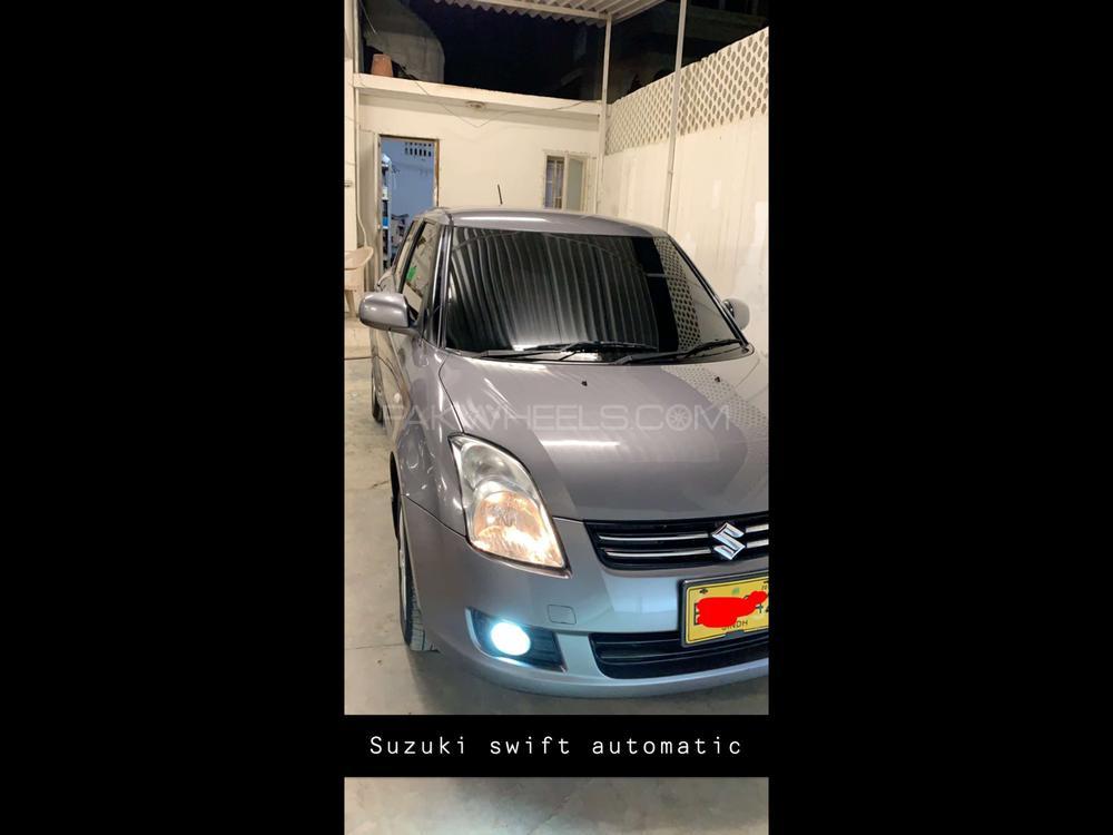 Suzuki Swift DLX Automatic 1.3 Navigation 2016 Image-1