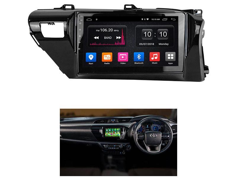 Android Multi Media Player For Toyota Revo 2015-2019 in Karachi