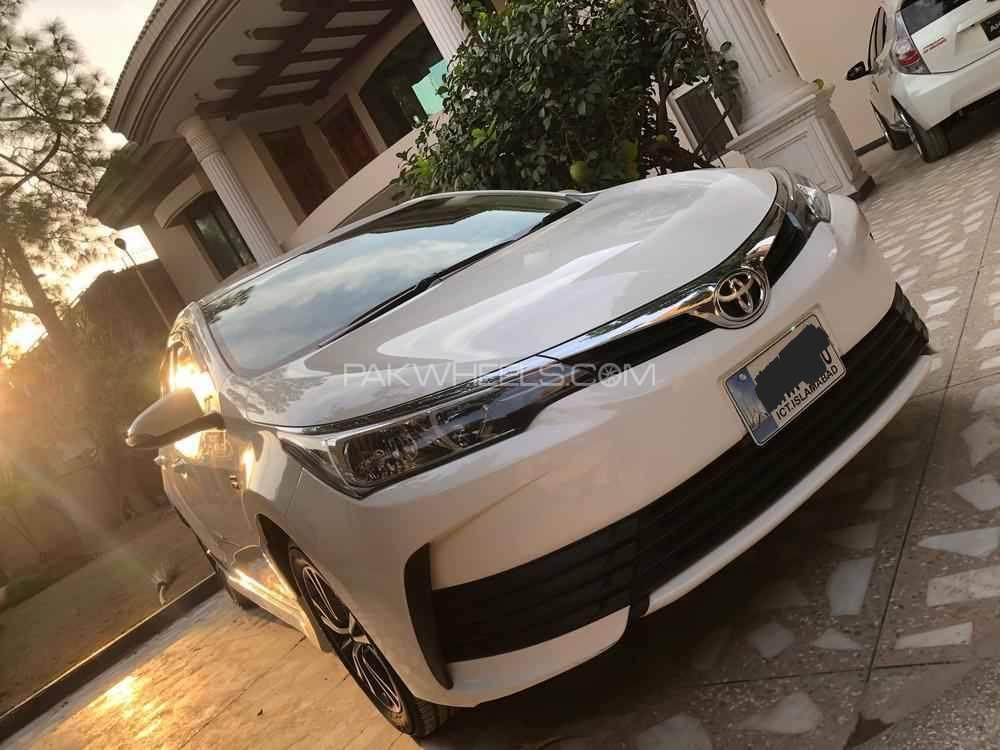 Toyota Corolla Altis Automatic 1.6 2018 Image-1