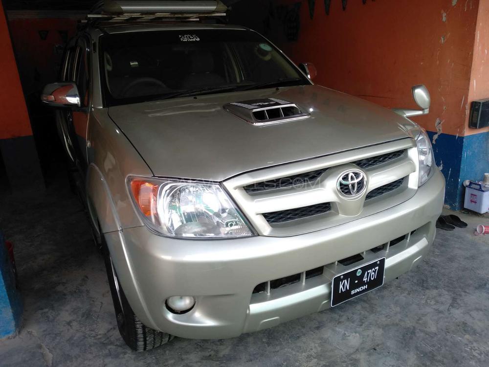 Toyota Hilux Vigo Champ V 2005 Image-1