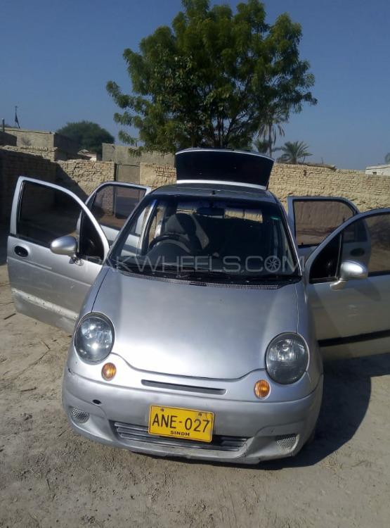 Chevrolet Joy 1.0 2007 Image-1