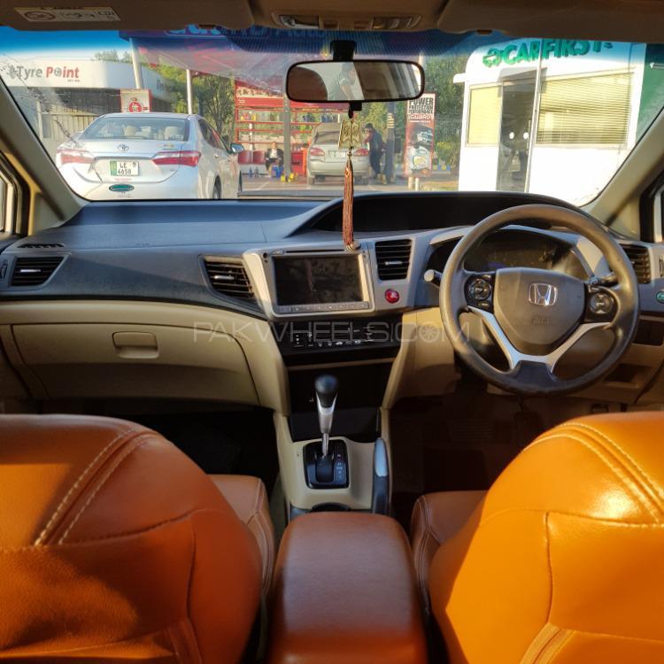 Honda Civic VTi Oriel Prosmatec 1.8 I-VTEC 2016 For Sale