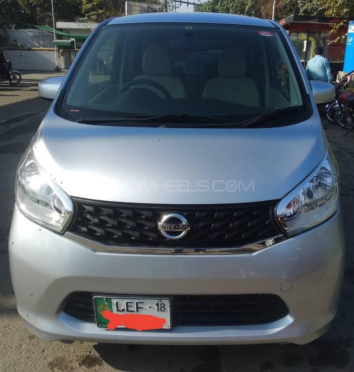 Nissan Dayz J 2015 Image-1