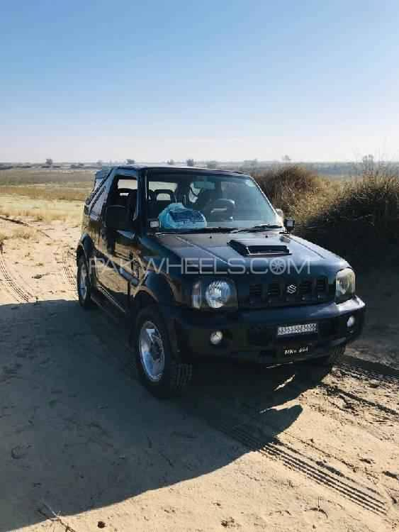 Suzuki Jimny Sierra 1999 Image-1