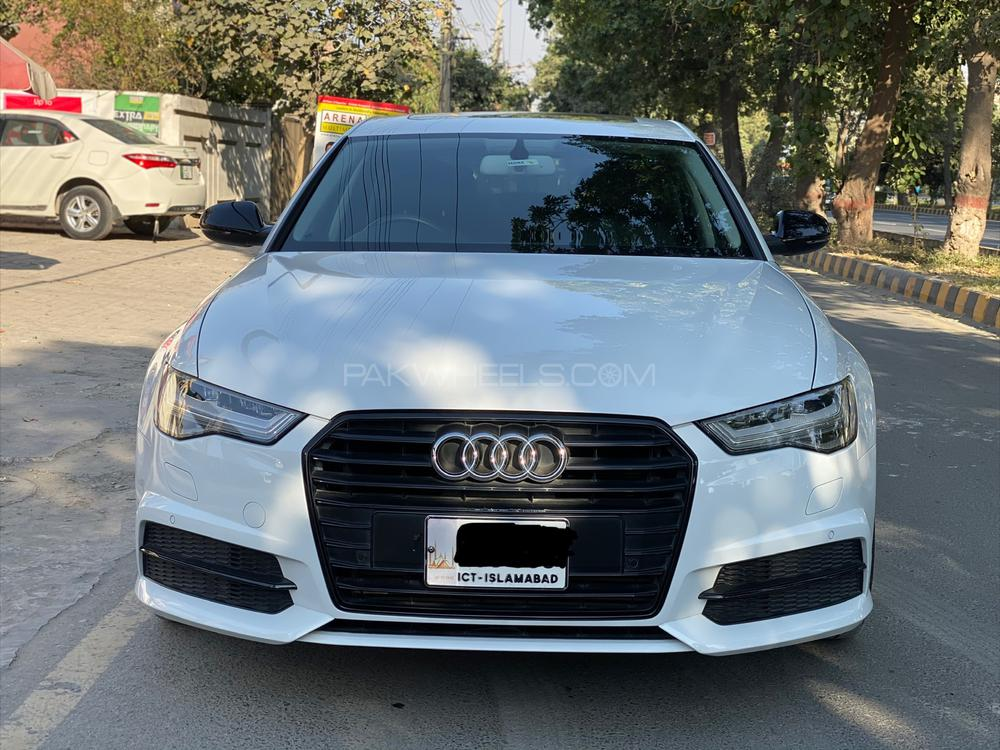 Audi A6 1.8 TFSI Business Class Edition 2018 Image-1