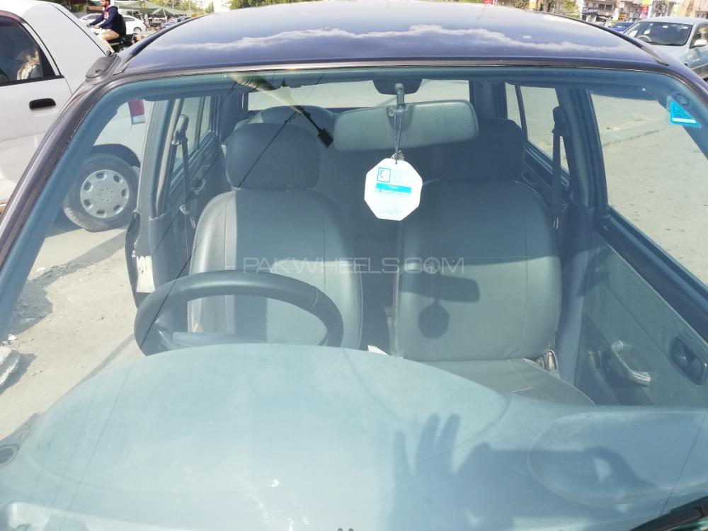 Daihatsu Cuore CX Eco 2008 Image-1