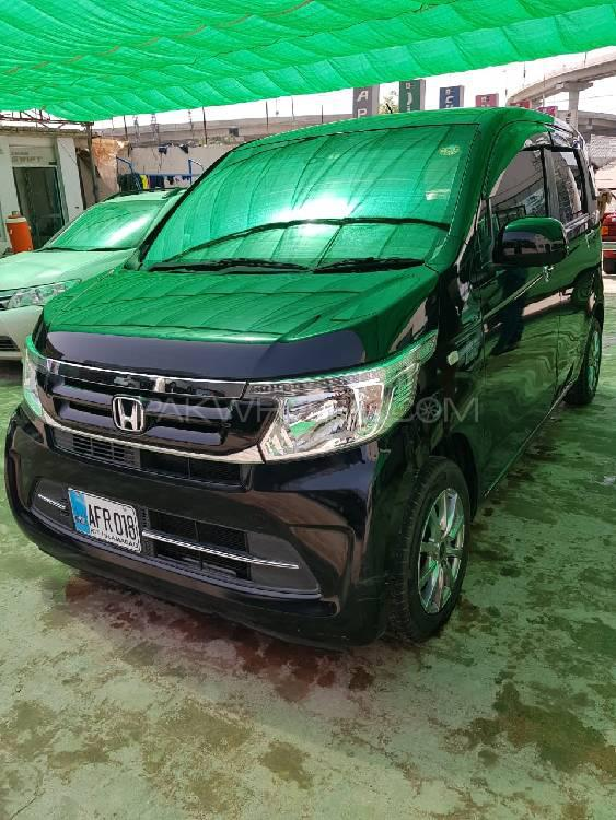 Honda N Wgn Custom G L Package 2017 Image-1
