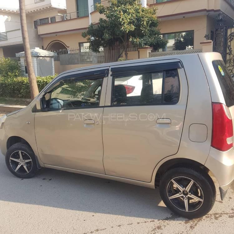 Suzuki Wagon R VXL 2015 Image-1