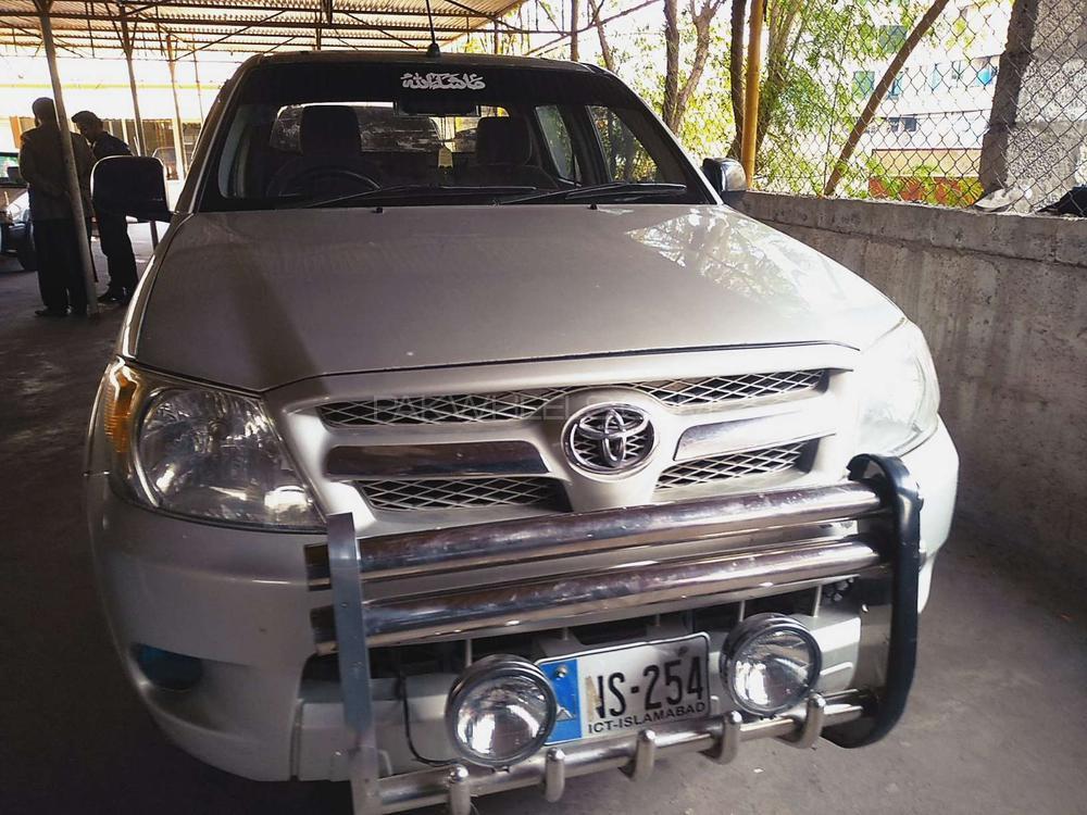 Toyota Hilux for sale in Pakistan | Hilux Dala | Vigo & Revo