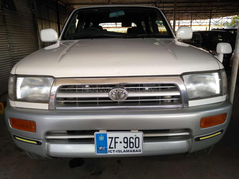 Toyota Surf SSR-G 2.7 1998 Image-1