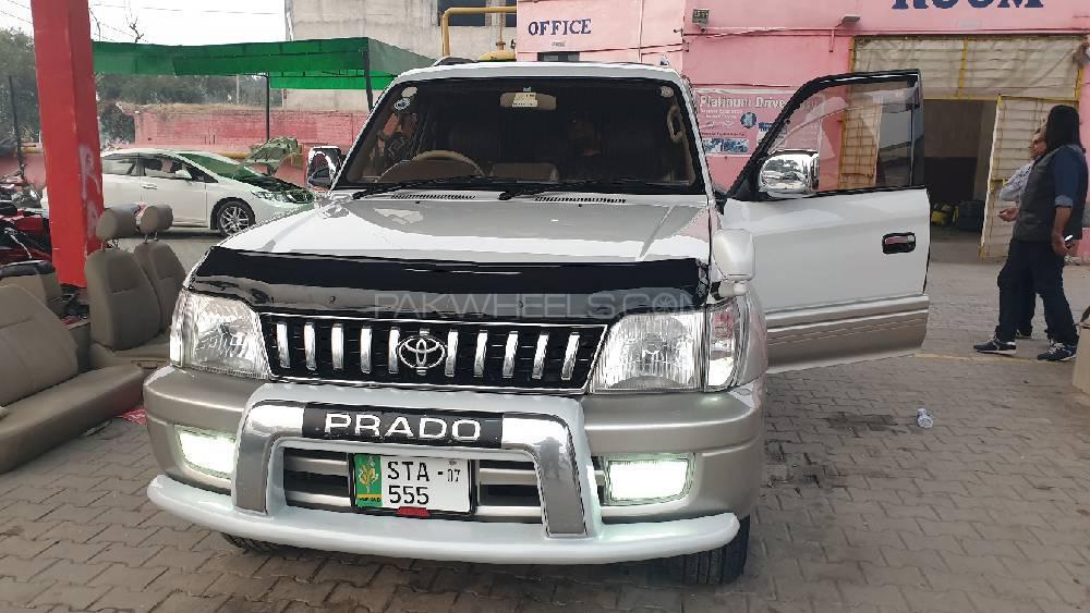 Toyota Prado TZ 3.0D 1999 Image-1