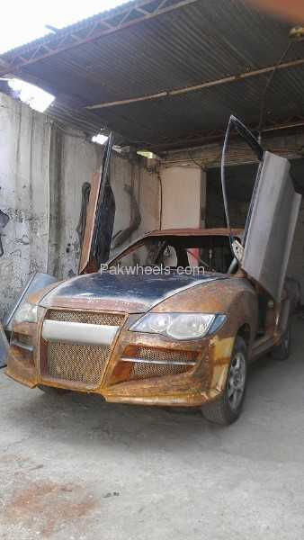 universal lambo door kit installation & modified cars Image-1