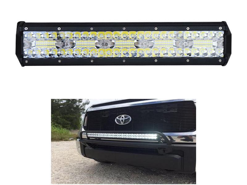 4x4 LED Fog Bar Light 12 Inch 300W Image-1