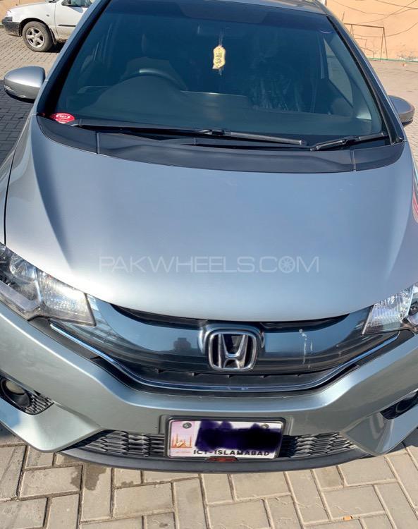 Honda Fit RS 2014 Image-1
