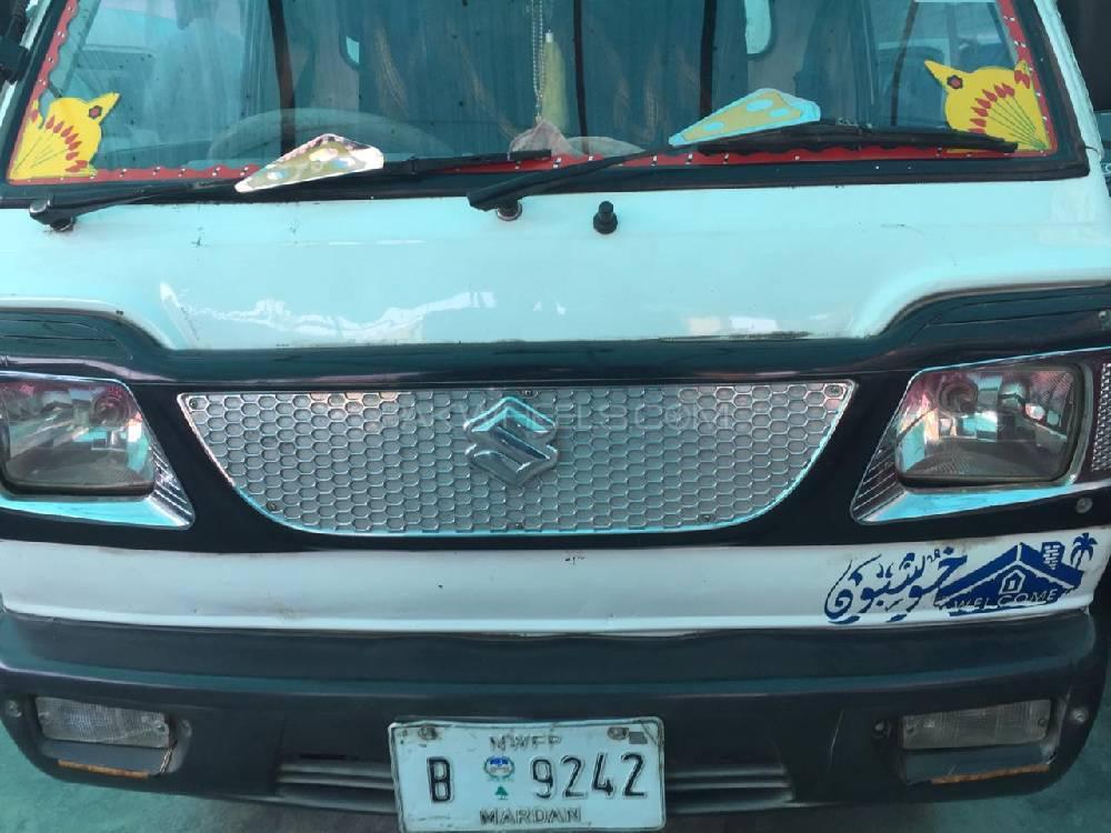 Suzuki Ravi 2010 Image-1