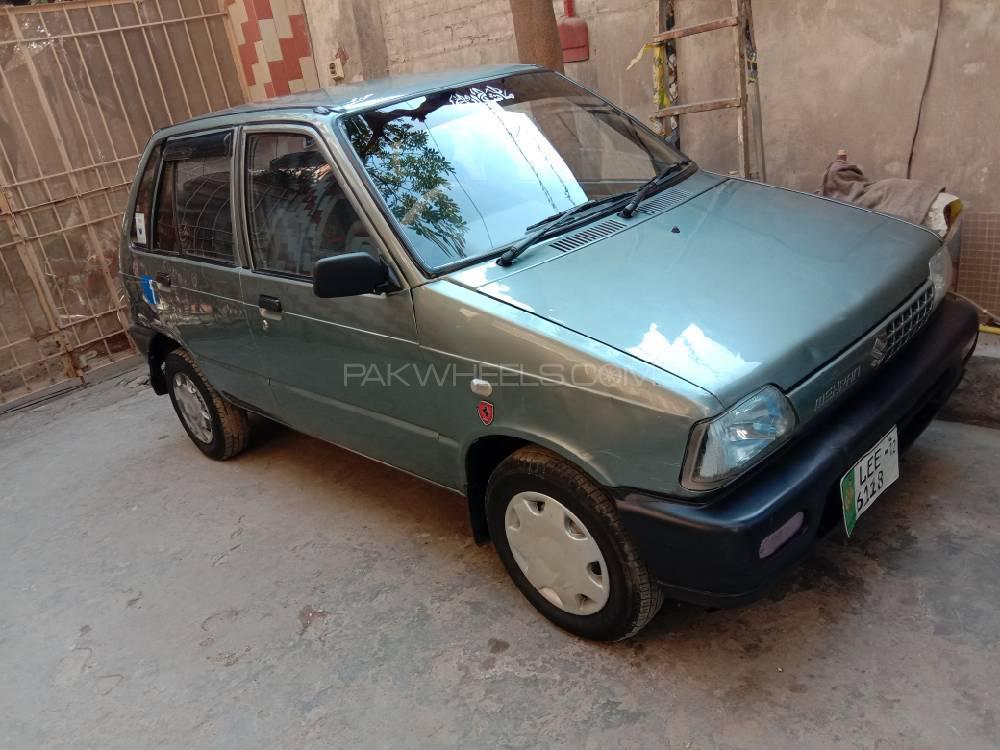 Suzuki Mehran VX Euro II Limited Edition 2012 Image-1