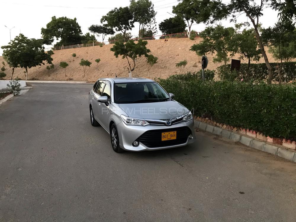 Toyota Corolla Fielder X 2015 Image-1