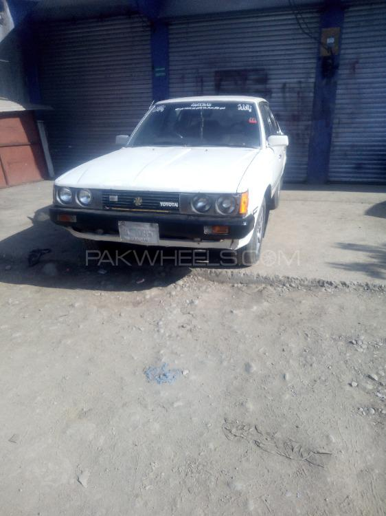 Toyota Corona EX Saloon 1993 Image-1