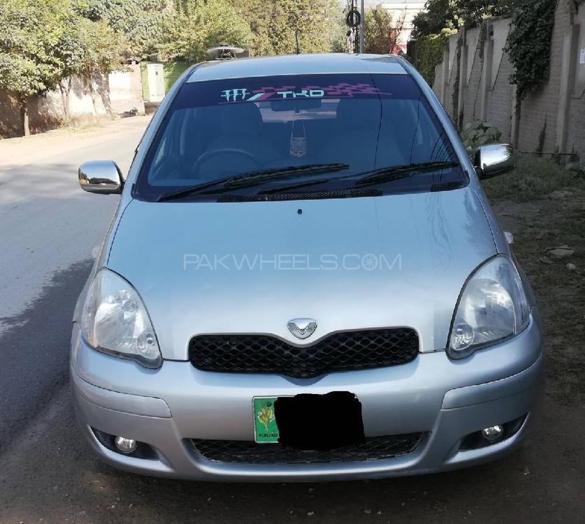 Toyota Vitz RS 1.3 2003 Image-1