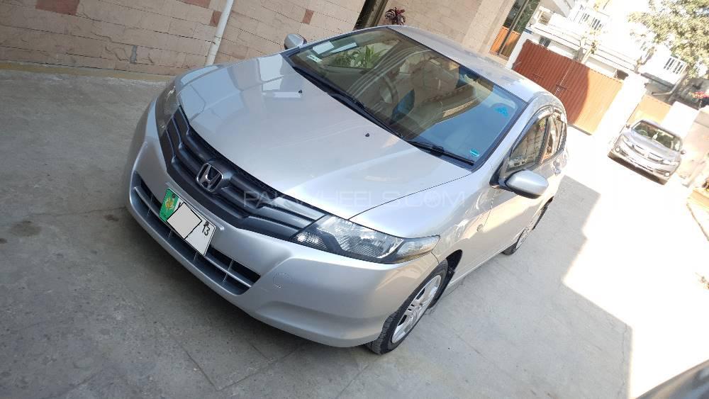 Honda City 1.3 i-VTEC 2013 Image-1