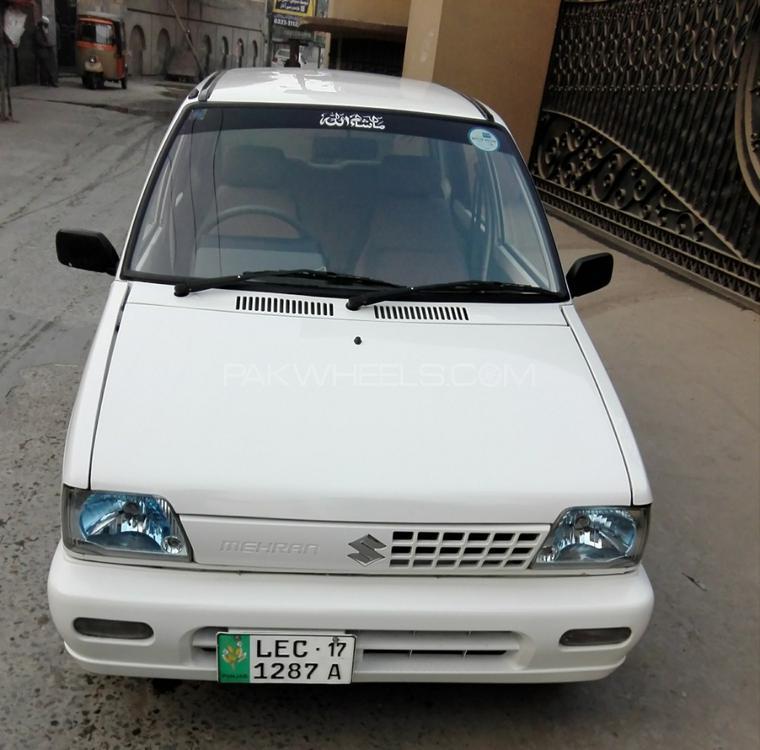 Suzuki Mehran VX Euro II Limited Edition 2017 Image-1