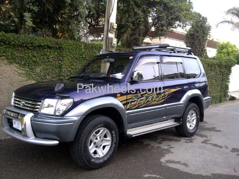 toyota prado tx 3 0d 1996 for sale in islamabad pakwheels. Black Bedroom Furniture Sets. Home Design Ideas