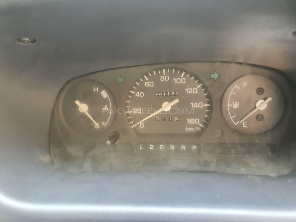 Daihatsu Cuore CX Ecomatic 2008 Image-1