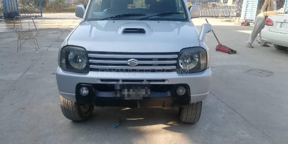 Suzuki Jimny 2002 Image-1