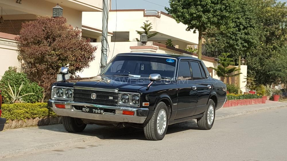 Toyota Crown - 1977  Image-1