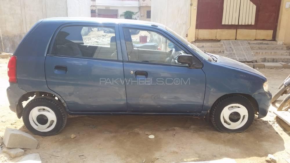 Suzuki Alto VXR (CNG) 2007 Image-1