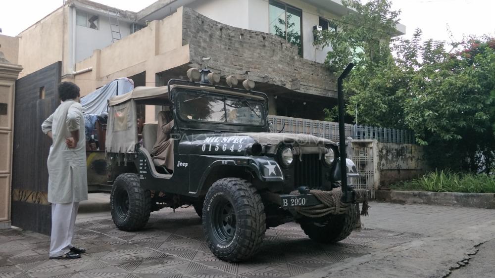 Jeep CJ 5 - 1964  Image-1