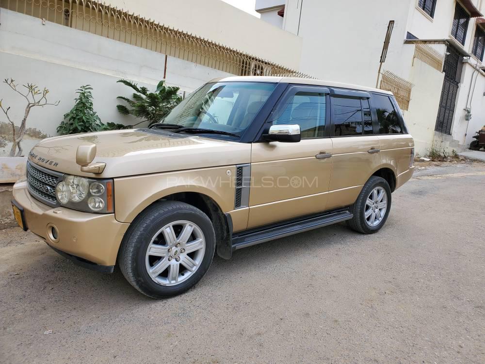 Range Rover Vogue 4.4 V8 2006 Image-1