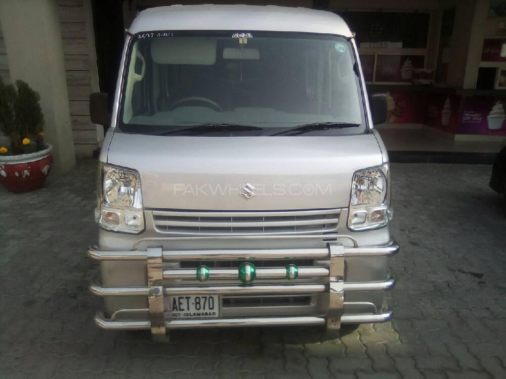Suzuki Every 2016 Image-1