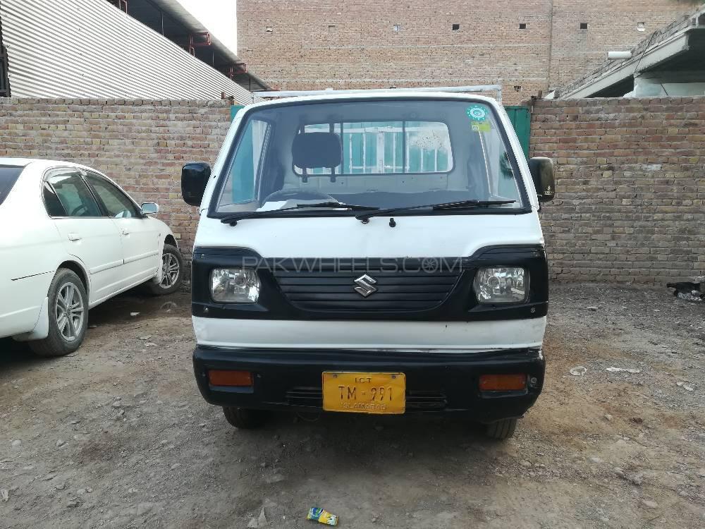 Suzuki Ravi STD VX (CNG) 2012 Image-1