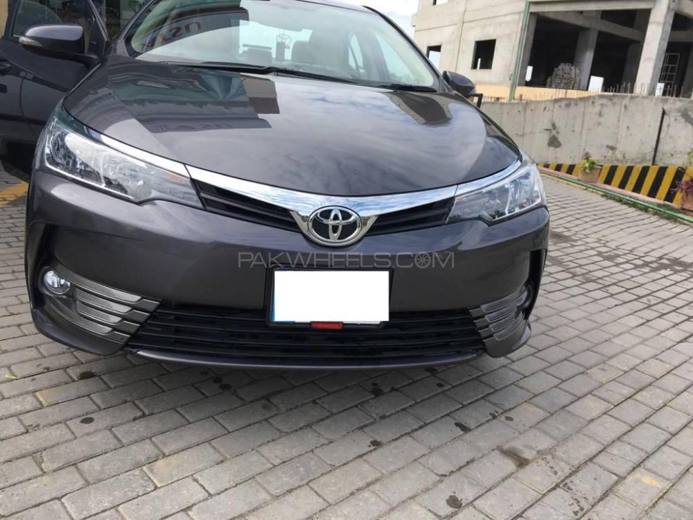 Toyota Corolla 2018 Image-1