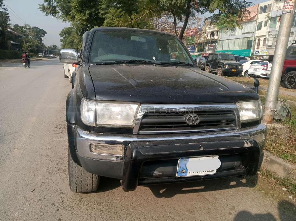 Toyota Surf SSR-G 2.7 1997 Image-1