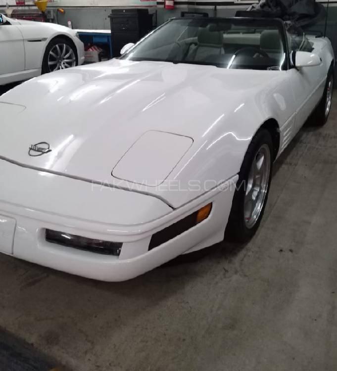 Chevrolet Corvette 1992 Image-1