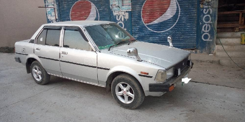 Toyota Corolla 2.0D 1980 Image-1