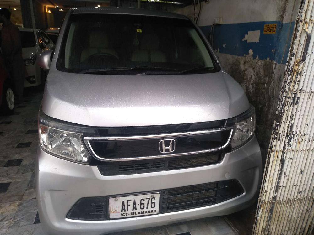 Honda N Box 2 Tone Color Style - G L Package 2015 Image-1