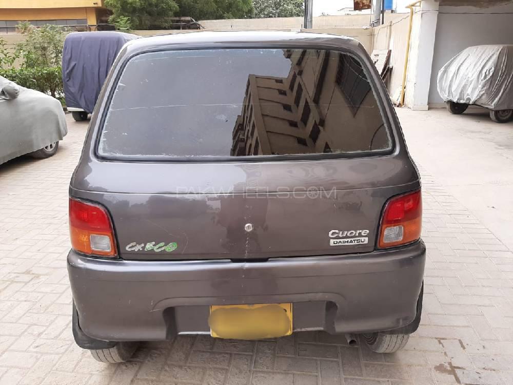 Daihatsu Cuore CX Eco 2010 Image-1