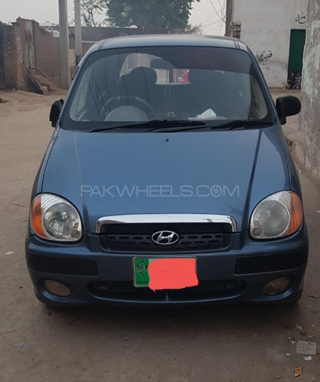 Hyundai Santro Club GV 2009 Image-1