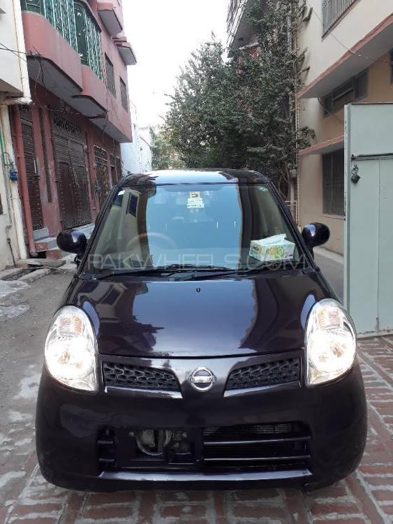 Nissan Moco S 2009 Image-1