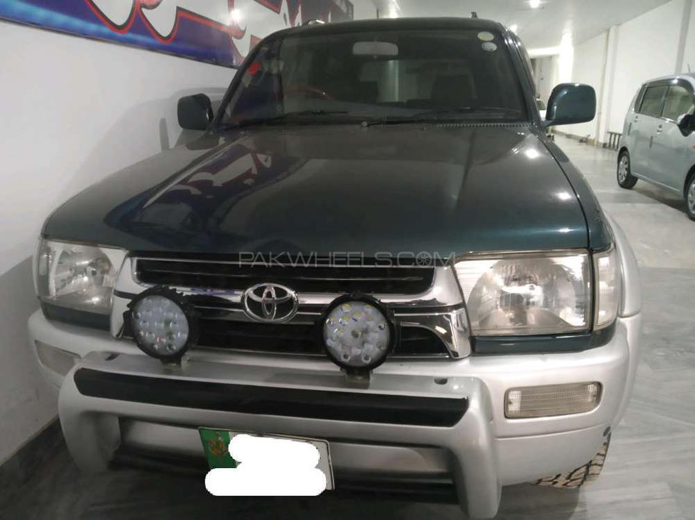 Toyota Surf SSR-G 3.4 1997 Image-1