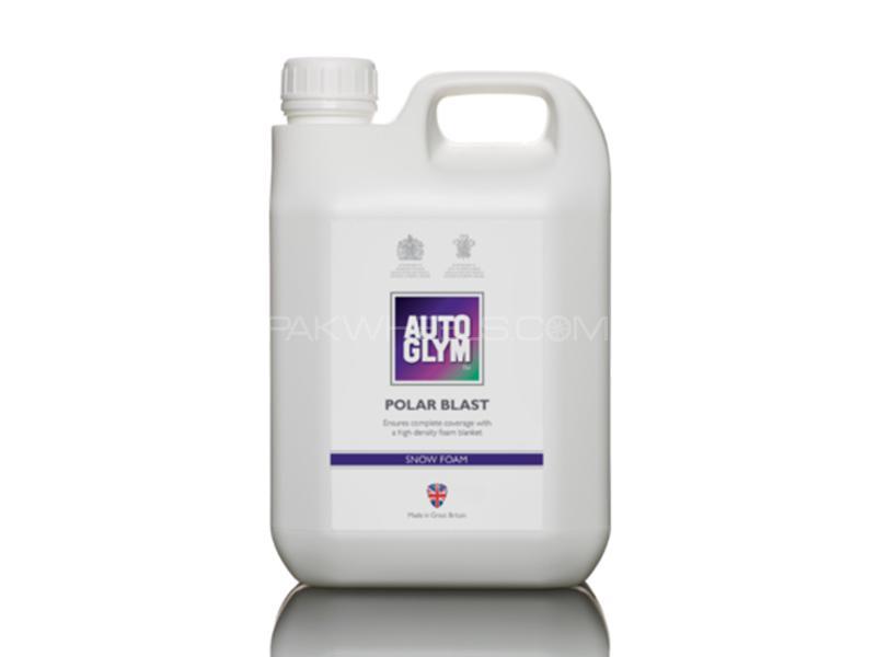 Autoglym Polar Blast Rich Foaming Wash 2.5L Image-1