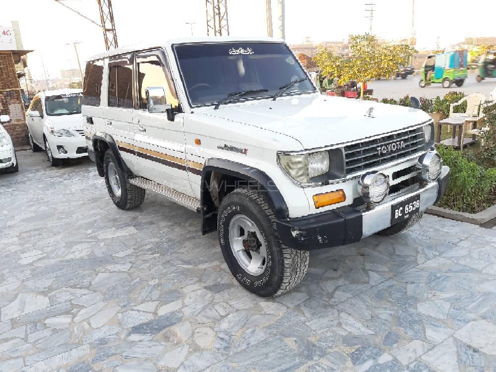 Toyota Prado TX 3.0D 1995 Image-1