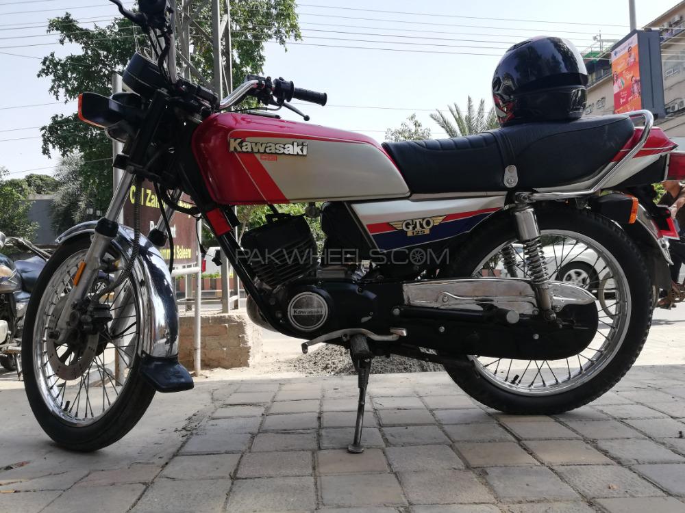 Kawasaki GTO 125 - 1989  Image-1