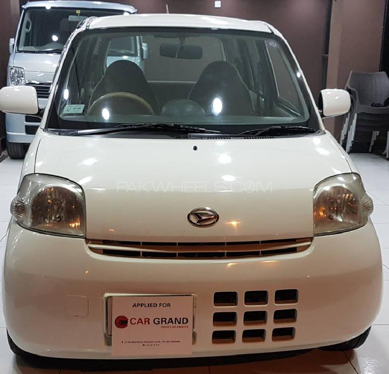 Daihatsu Esse X Special 2007 Image-1