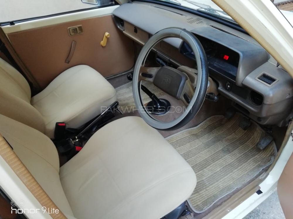 Toyota Starlet - 1980  Image-1