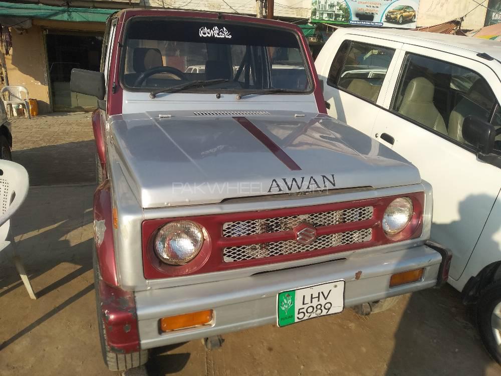Suzuki Jimny GA MT 1988 Image-1