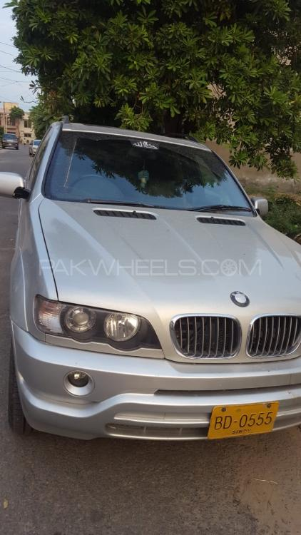 BMW X5 Series 2001 Image-1